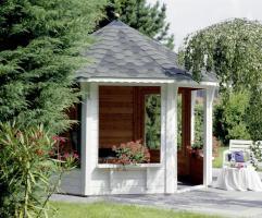 Foto 4 Gartenpavillon, Pavillon, Pavillons, Gartenhäuser, Blockhäuser, ..