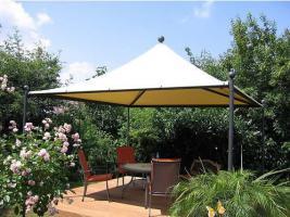 Gartenzelt Pavillon Pvc Festzelt Sonnensegel 5x5