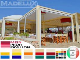 Foto 2 Gartenzelt Pavillon Pvc Festzelt Sonnensegel Laube 6x6