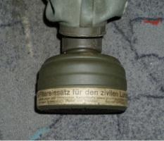 Foto 4 Gasmaske des Luftschutzes von 1941