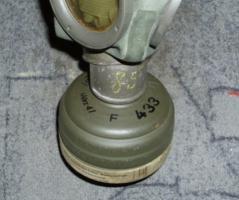 Foto 6 Gasmaske des Luftschutzes von 1941