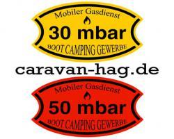 Gasprüfung für Campingfahrzeuge, Boote und BGVD34, www.gasprüfung-hag.de, 0170-200 15 87