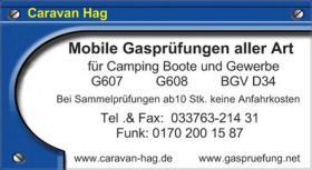 Foto 2 Gasprüfung für Campingfahrzeuge, Boote und BGVD34, www.gasprüfung-hag.de, 0170-200 15 87