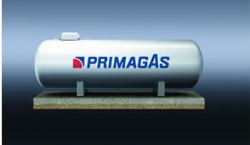 Gastankbefüllung (Gaslieferung)