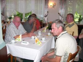 Gaststätte mit größerem Raum