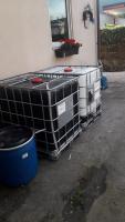 Foto 2 Gebrauchte 1000 Liter IBC-Behälter aus Salzburg