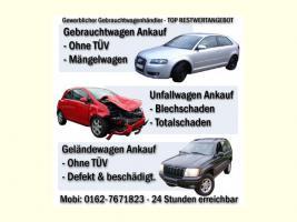 Gebrauchtwagen Angebot erhalten! TOP Restwert-Angebot aller KFZ