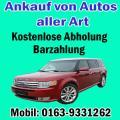 Gebrauchwagen Ankauf Kamen NRW - PKW Ankauf & Verkauf 0163-9331262 NRW