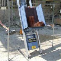 Geda Leiterlift, Aufzug, Bauaufzüge