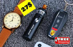 GeekVape Flint MTL Kit 27$ versandkostenfrei E-Cig CBD Liquid