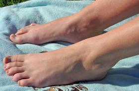 Foto 5 Geld als weibliches Fußmodel in Trier verdienen