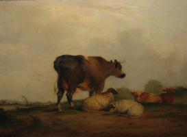 Englischer Maler des 19ten Jhd.