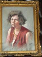 Gemälde Hugo von Preen