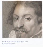 Foto 2 Gemälde in Tusche, nach Rubens um 1899 gemalt: