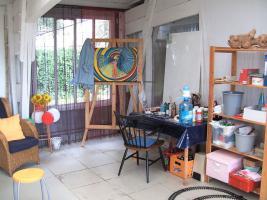Foto 4 Gemeinschafts- Atelier sucht Mitnutzer