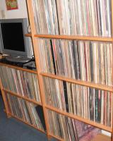 Gepflegte Vinyl & CD Sammlung