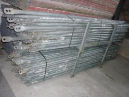 Foto 3 Gerüst. 520 m² gebrauchtes Alugerüst Plettac SL.Gerüste.70