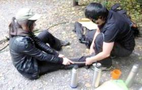 Geschenk Idee: SURVIVAL TRAINING Coaching in NRW    survival outdoor training spies  auch in fb.