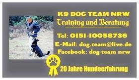 Foto 3 Geschenke Gutschein : Hunde Führerschein . ESSEN Ratingen Düsseldorf Duisburg Kassel Geldern 155 Euro incl Urkunde