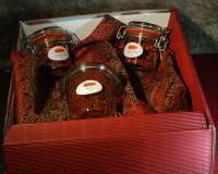 Foto 2 Geschenkset ''Feurig Scharf'' im Geschenkkarton