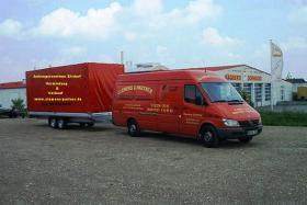 geschlossener pkw transporter mieten clemens partner 200 mietanh nger in elsdorf. Black Bedroom Furniture Sets. Home Design Ideas