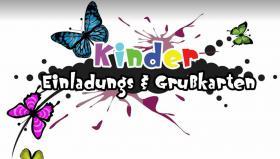 Gestaltung von Kindergeburtstags- und Grußkarten