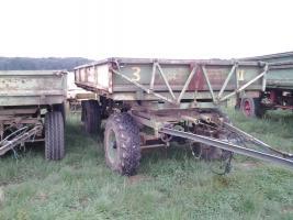 Gesucht: Anhänger Kipper Fortschritt HL 60/80 HW 60/80 IFA THK landwirtschaftlicher Seitenkipper Traktor Traktoranhänger Landwirtschaft Agrar