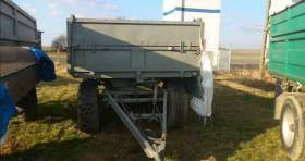 Foto 4 Gesucht: Anhänger Kipper Fortschritt HL 60/80 HW 60/80 IFA THK landwirtschaftlicher Seitenkipper Traktor Traktoranhänger Landwirtschaft Agrar