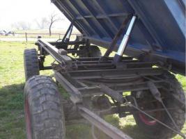 Foto 8 Gesucht: Anhänger Kipper Fortschritt HL 60/80 HW 60/80 IFA THK landwirtschaftlicher Seitenkipper Traktor Traktoranhänger Landwirtschaft Agrar