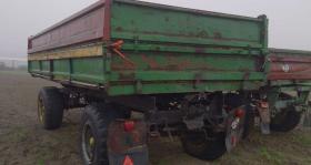 Foto 9 Gesucht: Anhänger Kipper Fortschritt HL 60/80 HW 60/80 IFA THK landwirtschaftlicher Seitenkipper Traktor Traktoranhänger Landwirtschaft Agrar