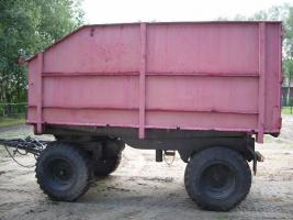 Foto 10 Gesucht: Anhänger Kipper Fortschritt HL 60/80 HW 60/80 IFA THK landwirtschaftlicher Seitenkipper Traktor Traktoranhänger Landwirtschaft Agrar