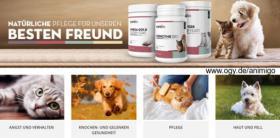 Gesundheit und Fitness für Haustiere