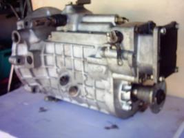 Getriebe M25