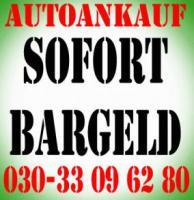 Gewerblicher Autoankauf Berlin-Umland / Jack Autohandel Treptow / Köpenick Tel: 030/ 330 96 280