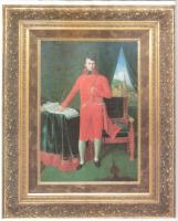 Foto 4 Gigantisches Ölgemälde, Napoleon als Konsul, gemalt v. ASHLEY: