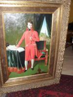 Foto 2 Gigantisches Ölgemälde, Napoleon als Konsul, gemalt v. ASHLEY: