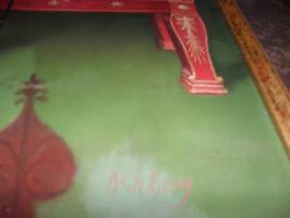Foto 3 Gigantisches Ölgemälde, Napoleon als Konsul, gemalt v. ASHLEY: