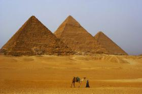Giza Pyramiden & Ägyptisches Museum ab Ein El Sokhna Hafen