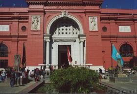 Foto 2 Giza Pyramiden & Ägyptisches Museum ab Ein El Sokhna Hafen
