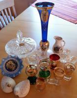 Gläser Sammlung 14teilig