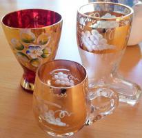Foto 4 Gläser Sammlung 14teilig