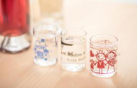 Foto 2 Gläser bedrucken lassen