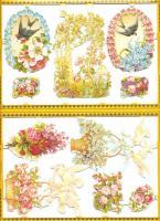Glanzbilder zum Sammlen und Basteln, MLP Golden Series