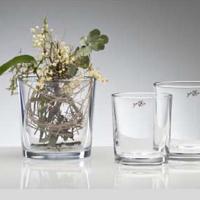 glas blumenvasen deko glaszylinder votivglas in k nigs wusterhausen ot zernsdorf. Black Bedroom Furniture Sets. Home Design Ideas