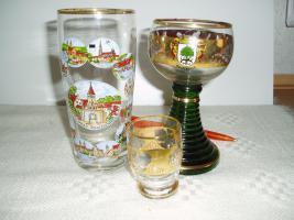 Glas-Ceramic-Deko-Puppen-Chromargan usw.