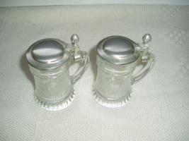 Foto 8 Glas-Ceramic-Deko-Puppen-Chromargan usw.