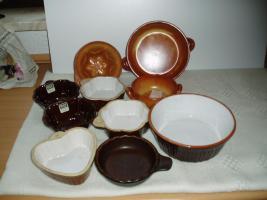 Foto 9 Glas-Ceramic-Deko-Puppen-Chromargan usw.
