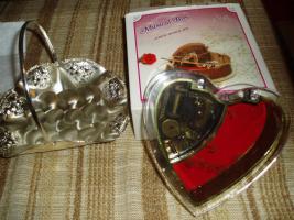Foto 12 Glas-Ceramic-Deko-Puppen-Chromargan usw.