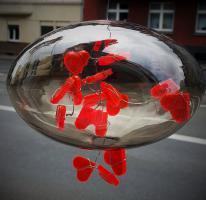 Foto 13 Glaskunst/Bleiverglasung/Glasdeko/Gartenkunst/Gartenstele/Gartenstecker/Deko in Mülheim-Essen-Duisburg-Oberhausen-Moers