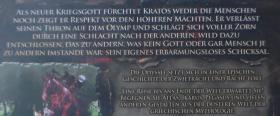 Foto 3 God of War 2 Playstation 2 Spiel Game Fantasy Mythologie